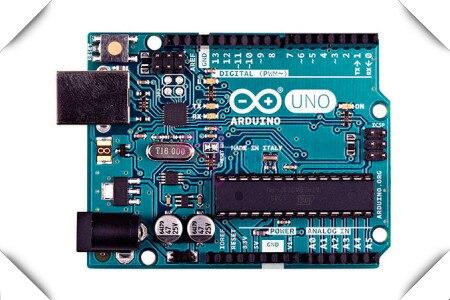 Italian original UNO R3 for Arduino UNO R3, ATmega328 ATmega16U2 16Mhz 32k Flash Memory 14 Digital 6 PWM outputs 6 Analog Inputs<br>