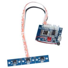 5Wx2 Dual Channels Bluetooth 4.1 Stereo Audio Power amplifiers Board DIY Kit  Free Shipping 12002472