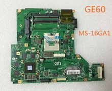 MS-16GA1 For MSI GE60 Laptop Motherboard Mainboard 100%tested fully work