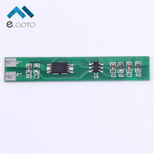 5pcs Short 4A 5A 2S Lithium Iron Phosphate Battery Charger Protection Board 7.4V 8.4V  Current Overcharge Li-ion Battery BMS