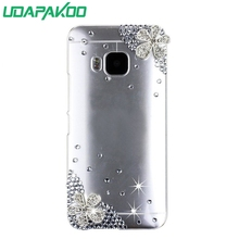 Fashion 3D Bling Crystal Rhinestone Diamond Case for HTC Desire 820 820G/616/510/820/300/One Max T6/Eye/626/826/One A9/828(China)