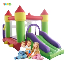 Free Shipping Giant Inflatable Games Trampoline For Kids New Jumpling Castle Inflatable Silde