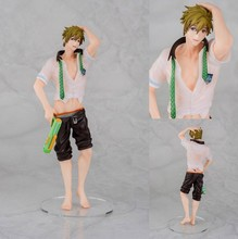 NEW hot 24cm Free! Eternal Summer Tachibana Makoto Action figure toys collection doll Christmas gift with box