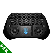 Original Measy GP800 2.4G Wireless Mini Keyboard+Air Mouse for Projector/Smart TV/Android TV Box High Quality