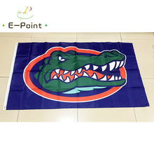 NCAA Florida Gators 3ft*5ft (90*150cm) Size Christmas Decorations for Home Flag Banner Gifts(China)