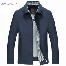 Buy Breathable Mens Jackets Coats Casual Cozy Male Jacket Turn-down Collar Solid Spring Autumn Coats & Jackets Man Clothes for $31.90 in AliExpress store