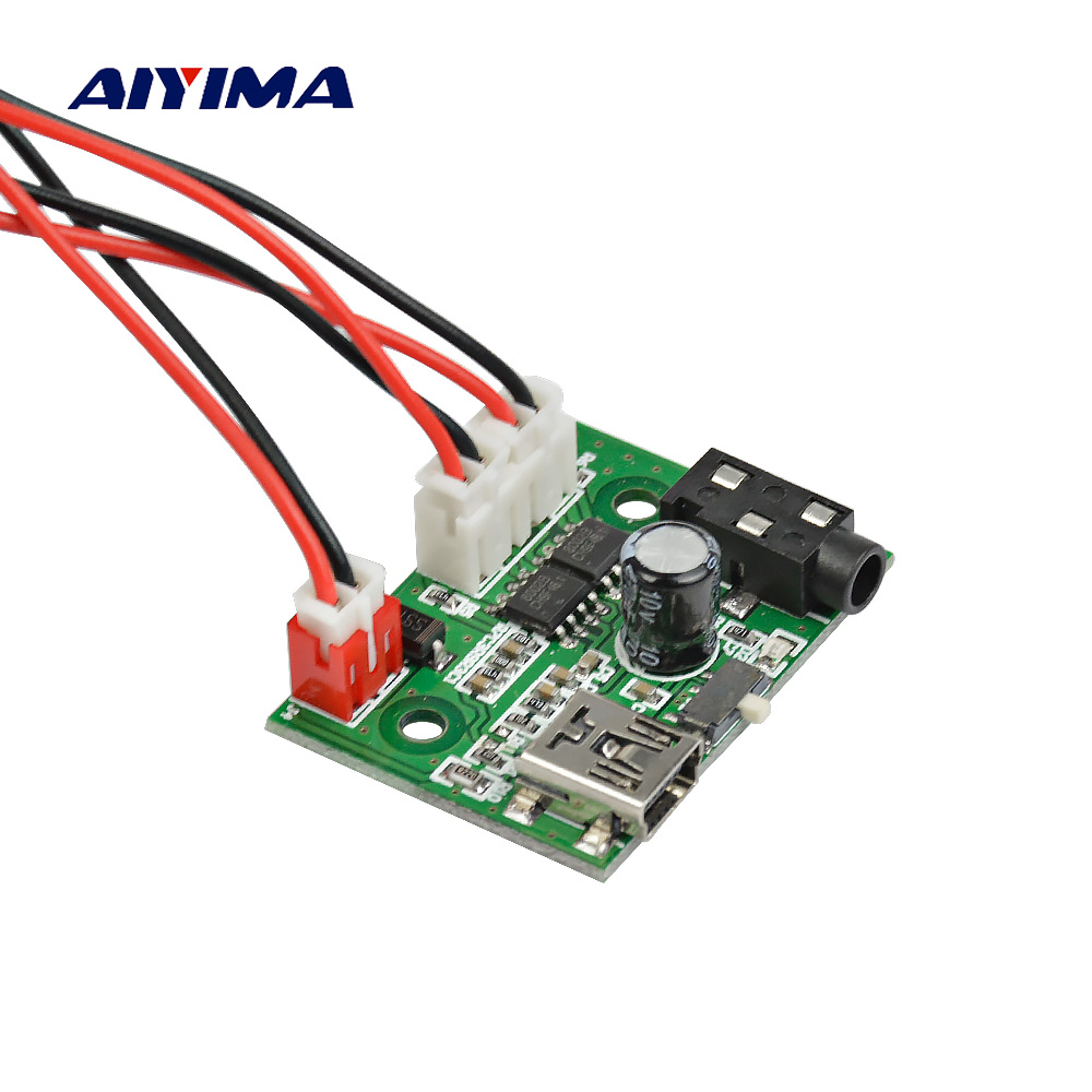 Aiyima 5pc 8002 Mono Amplifier Board 3w Mini Audio Module Sub 150w 8ohm Subwoofer Circuit 35 150hz 2sa1943 20 Speaker 3w2 Class A B Dual Channel Phones Computers