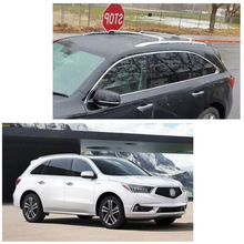 Fit for HONDA Acura MDX Pilot 2014 2015 2016 2017 baggage luggage roof rack rail cross bar crossbar