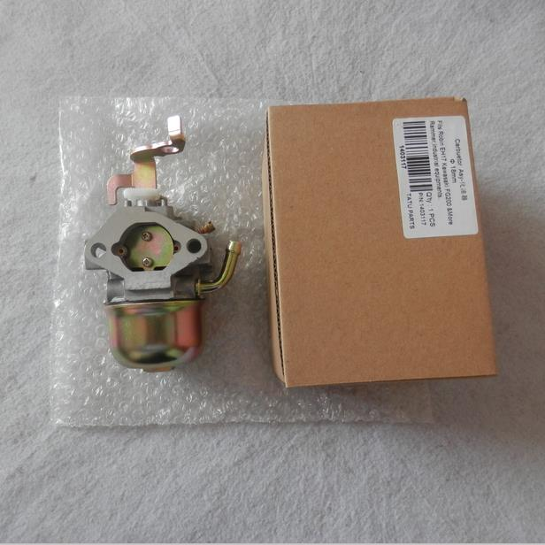 CARBURETOR ASSY FOR EH17 EH17-2D EH17-2B KAWASAKI FG200 172CC  RAMMER CARBY CARBURETTOR INDUSTRIAL POWER EQUIPMENT PARTS<br>