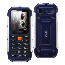 2017 IPRO Dustproof Waterproof Shockproof Cell Phone I3208 Unlocked Mobile Phone Dual SIM 2500 mAh Special Function IP67(China)