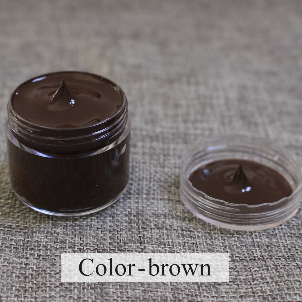 Detail Feedback Questions about Brown Leather coloring paste,leather ...