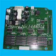 Large format printer Xaar head Infinity 33VB Carriage board printhead board 16H(China)