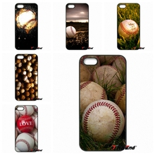 Baseball Gloves Ball Classic For iPod Touch iPhone 4 4S 5 5S 5C SE 6 6S 7 Plus Samung Galaxy A3 A5 J3 J5 J7 2016 2017 Case Cover(China)