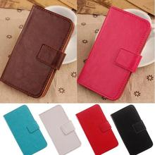 LINGWUZHE Book Style With Card Slot Holder Case For Keneksi Omega Cell Phone Accessories PU Leather Cover Hot Selling