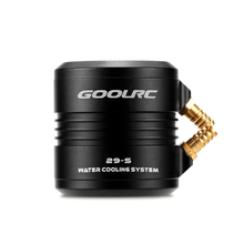 Original GoolRC Aluminum 29-S Water Cooling Jacket Cover for 2948 2958 RC Boat Brushless Motor