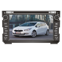 NaviTopia Wince 6.0 Car Multimedia Player For KIA Ceed 2006 2007 2008 2009 2010 2011 2012 Car DVD Auto GPS Navigation Radio