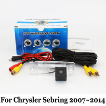 Car Parking Camera For Chrysler Sebring 2007~2016 / RCA AUX Wire Or Wireless Camera / HD CCD Night Vision Auto Rearview Camera