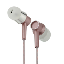 Perfume earphones Stereo Metal Original Brand Earset Super Good Quality Headset with Microphone for PC Xiaomi smart phone