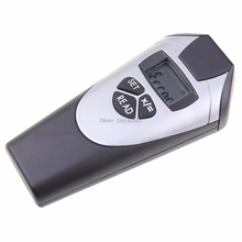 New Electronic Tape Measure Ultrasonic Distance Meter Measurement Laser Pointer -S108 High Quality
