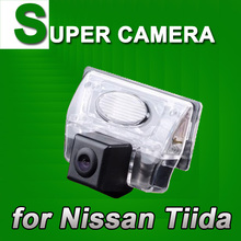 For Sony CCD Nissan Tiida Design Teana Sylphy Car rear view parking back up reverse car Camera
