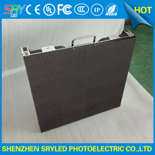P4.81 Outdoor Smd Led Large Screen Display With Waterproof Die Casting Aluminum Cabinet 500x500mm(China)