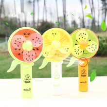 Mini Spray fan cooling Children Kids Toys Present Baby Kid Toy Fan Portable Cute Lovely Mini Hand Pressure Water spray Fans(China)