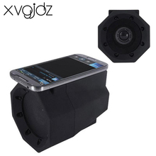 Xvgjdz Mini Resonance Speaker Bass Portable Speaker for xiaomi iphone mobile phone MP3 MP4 Player with External speakers