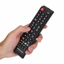VBESTLIFE IR Wireless Remote Control Replacement for Samsung 3D HDTV LCD LED Smart TV Controller Universal