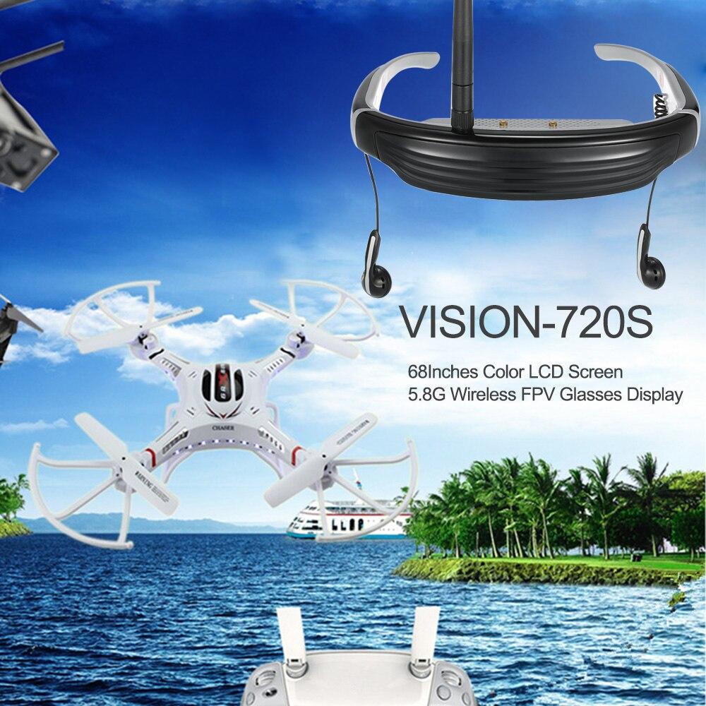 "Vision-720S 68"" FPV Goggles"