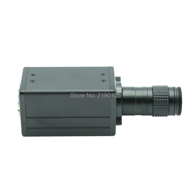 Free Shipping 1.3 million HD Digital VGA Industrial Microscope Camera++Mini 5X-100X C-MOUNT Zoom Lens<br><br>Aliexpress