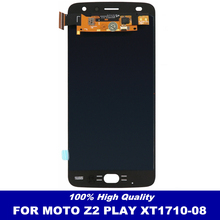 Replacement Display For Motorola Z2 Play XT1710 Phone LCD for Moto Z2 Play XT1710-08 LCDS With Touch Screen Digitizer Assembly(China)