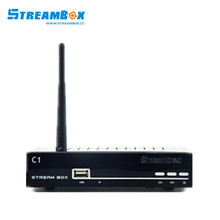 clearance sale Singapore C1 IKS Internet Sharing HD Digital DVB-C IPTV Router Linux Smart set top Box with starhub cable