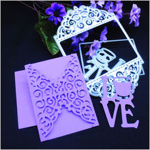 1PC NEW Cutting Dies Stencil Mold Embossing Scrapbooking Cards Making DIY Mother's Day Gifts