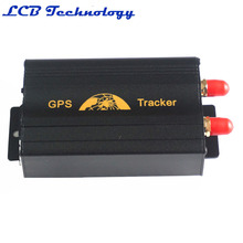 Original Coban Manufacturer Vehicle GPS Tracker TK103A GSM SMS GPRS Real Time APP Platform Online Tracking Device Free Shipping