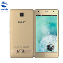 Original Cubot Echo MTK6580 Quad Core Android 6.0 3G Mobile Phone 5.0 Inch Cell Phone 2G RAM 16G ROM 13.0MP Unlock Smartphone(China)