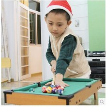 sports Parenting Children's toys indoor mini billiard pool table wooden home outdoor recreational sports toy