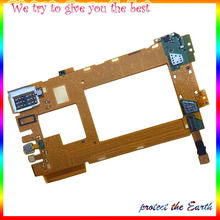 Main Motherboard Front Facing Camera+light sensor+sim card reader+microphone Flex Cable For Nokia Lumia 920 Repairment New