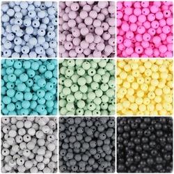 10 шт., силиконовые бусины для детской подвесной игрушки-прорезывателя для зубов
