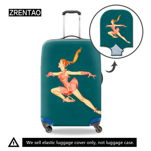 sports suitcase cover