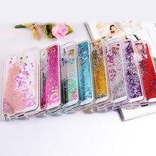 Fashion Glitter Bling Colorful Dynamic Sand Quicksand Star Liquid Hard Back Cover font b Case b