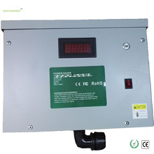300KW Power Saver 3 Phase for Industrial and Commercial Area Electricity Energy Saving Devices with Amp Meter display