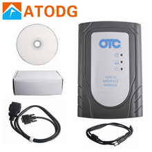 Best for TOYOTA OTC Latest V11.00.017 Global Techstream GTS OTC VIM OBD Scanner OTC Scanner for Toyota IT3 update for Toyota it2
