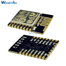 High Authenticity! ESP8266 ESP-12E ESP 12E Wireless WIFI Module 3.3V With Extra 6 IO SPI Compatible for Arduino