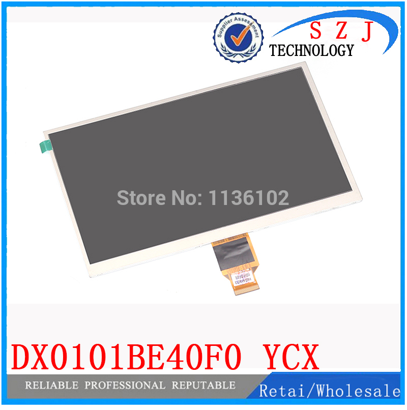 New 10.1 inch DX0101BE40F0 YCX TFT LCD Display Screen 1024*600 tablet pc Free shipping<br>