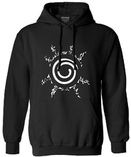 2017 autumn hot anime sweatshirt men blood youth Uzumaki Naruto Fashion brand clothing hip hop fitness men's hoodies funny(China)