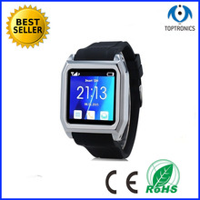 2016 top quality bluetooth watch sim card wristwatch camera phone watch with mp3 mp4 player