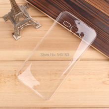 Plastic Transparent Crystal Clear Case Cover Hard For ZTE Grand S2 S ii S291 FDD 4G LTE Smart Phone Free Shipping