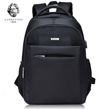 LAORENTOU 2017 Men And Women Backpack Laptop Travel Bag Multifunction School Bags Oxford School Backpacks for Teenagers(China)