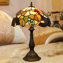 12 inch Table Lamp Bedroom Bedside Lamp Home Lighting Deco for Living Room 30cm Modern Table Lightings(China)