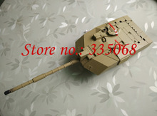 HENG LONG 3908-1 RC tank BRITISH CHALLENGER 2  1/16 spare parts No. 3908-027 Turret with barrel-5.2 version